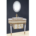 40 Inch Free Standing Bathroom Vanities