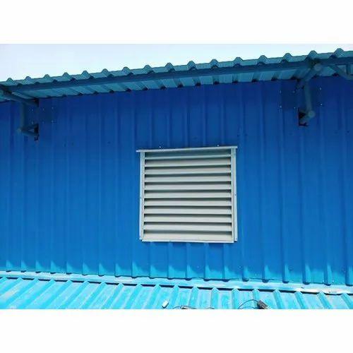 GI Ventilation Louver