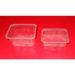 Food Packaging Plastic Containers