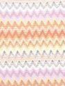 Chiffon Multicolor Printed Scarf