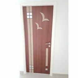 Decorative Wooden Flush Door