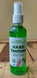 SkinnSoul Hand Sanitizer 100ml mist spray