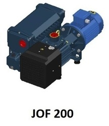 Oil Flooded Rotary Vane Vacuum Pump - JOF 200