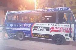 RTV Bus Advertising Service