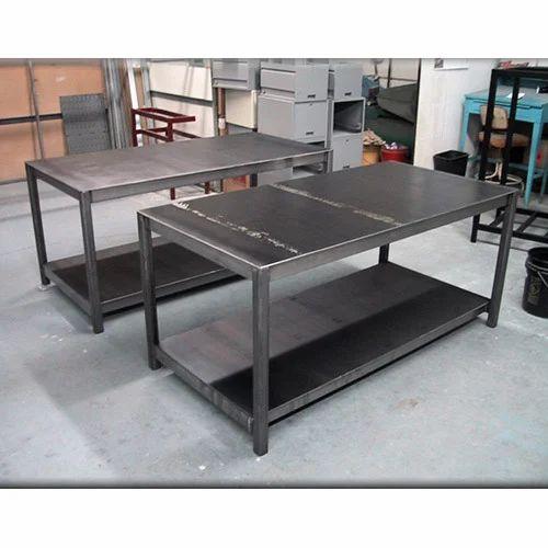 Industrial Metal Work Tables