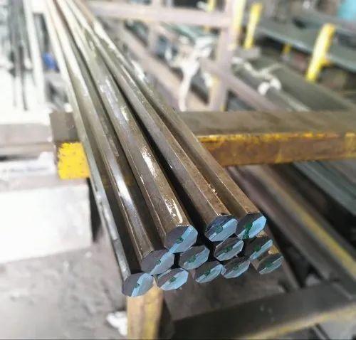Octagon Steel Bar