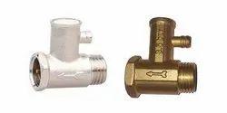 P 8.5 Bar Geyser Brass Valve for Water, Weight: 0.072 Gram
