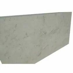 Polished Finish Polished Morwad White Marble, Thickness: 10-15 mm, Slab