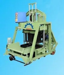 THREE PHASE SOLID BRICK MAKING MACHINE