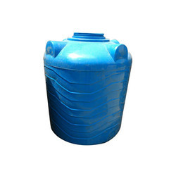 Blue Double Layer Impact Water Tank
