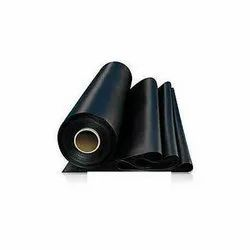Black Neoprene Rubber Sheet
