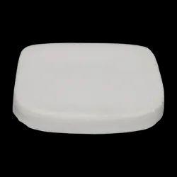 Diya白色STA多功能座椅大泡沫,尺寸:470mm X 470mm