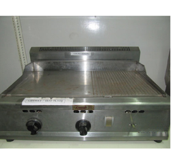 6 kW Stainless Steel Rectangle Griddle Plate, Voltage: 220 V