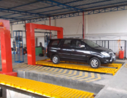 JAS Touch Less Car Wash
