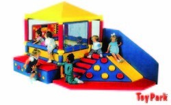 JUMBO SOFT BALL POOL SYSTEM (MPS 100)