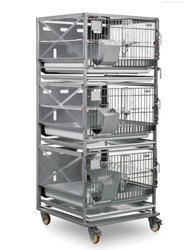 Rabbit Breeding Cage