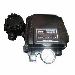 YT-1000L Electro Pneumatic Valve Positioner