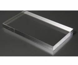 Transparent Polycarbonate Plain Sheet