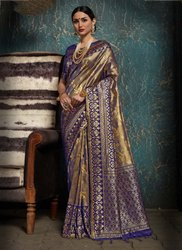 e48efb74651a93 Kesari Exports Kanjivaram Silk Wedding Wear Sarees