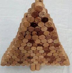 Cork Christmas Tree