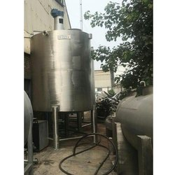 Stainless Steel Chemical Tanks