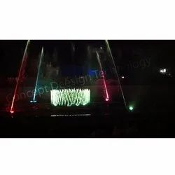 Glimmer Outdoor Musical Fountains