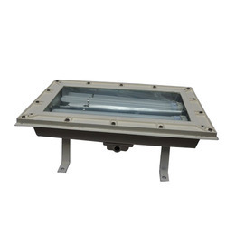 Flameproof Top Openable Light Fitting