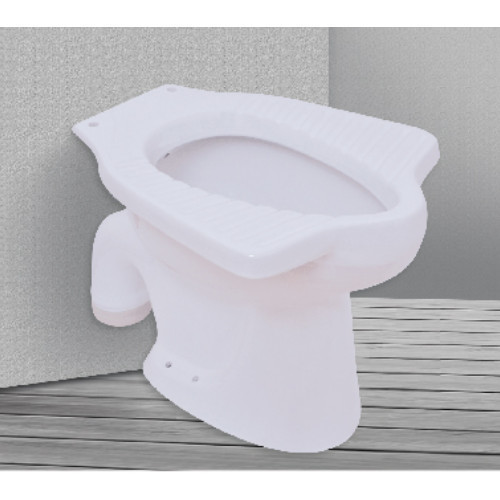 Blue Square Anglo S English Toilet Seat Blue Square