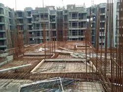 Concrete Frame Structures Building Constructions in Delhi/NCR