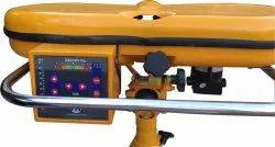 Gravity Pro Battery powered Cricket Bowling Machine from ha-ko
