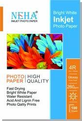 NEHA Photo Paper 260GSM 4X6
