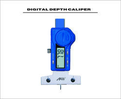 DIGITAL DEPTH GAGE, 0-25mm/0-1