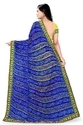 Riva Enterprise women's hlaf&half Embroidred saree