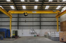 EOT Single Girder Cranes