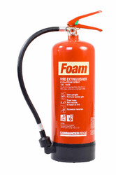 Mechanical Foam Type Fire Extinguisher Cartridge