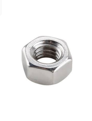 Stainless Steel SS 321 Hex Nut, Size: M30, Thickness: 4 mm