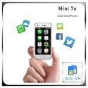 Soyes 7s World''s Smallest Mini Dual Sim 3g Android Smartphone  Mobile Phone