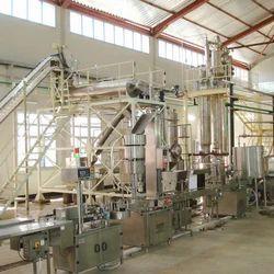 Juice Process Plant, Capacity: 2000 To 2500 Bottle Per Hour