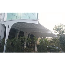 Parking Shed Dome Modular Car Parking Tensile Structure