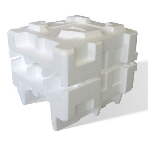 White Thermocol Packaging