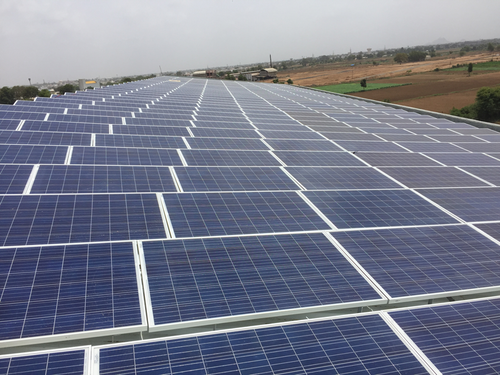 Solar Power Plant On Grid Solar Power Plant Manufacturer From Coimbatore