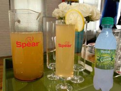 Spear White Soft Drink, Packaging Size: 300 ml & 750 ml, Packaging Type: Bottle