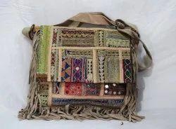 women's banjara cross body bag