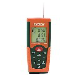 Extech Laser Distance Meters, Dt200 And Dt300