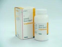 Lopinavir And Ritonavir Tablets IP