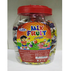 Mix Fruit Tasty Lollipop