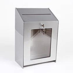 Suggestion Box - Metal