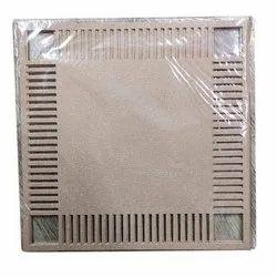 Square PVC Dining Table Mat