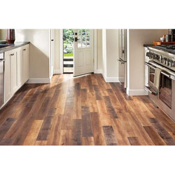 Wood Laminate Flooring In Kochi लकड क परतदर - Fiber flooring prices