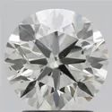 2.04ct Lab Grown Diamond CVD J VS2 Round Brilliant Cut IGI Certified Stone